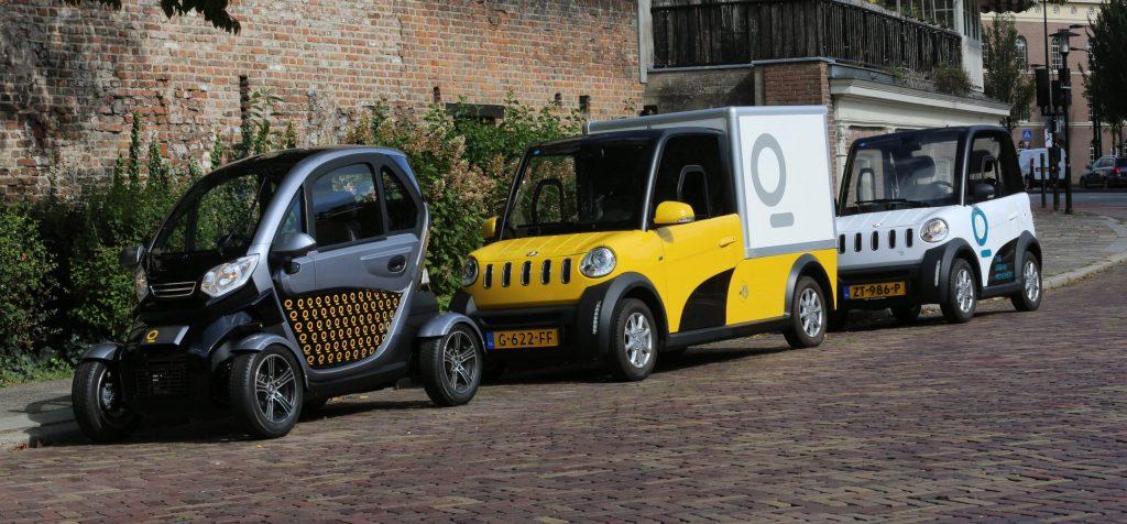 Flinc-EV elektrische voertuigen